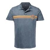 Camisa Polo Rip Curl Azul CPL0054