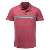 Camisa Polo Rip Curl Bordo CPL0054