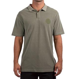 Camisa Polo Rip Curl Round Logo