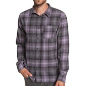Camisa Quiksilver Fatherfly Shirt Cinza