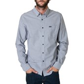 Camisa RVCA That'll Oxford Pavement