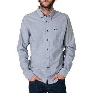 Camisa RVCA That'll Oxford Pavement