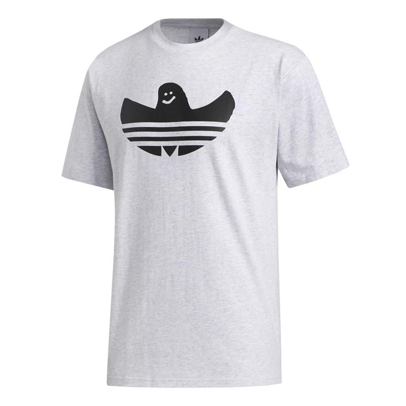Camiseta Adidas Shmoo Cinza Claro