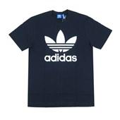 Camiseta Adidas Trefoil Azul