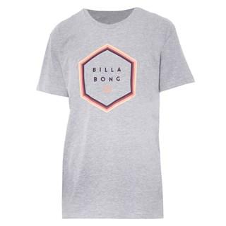 Camiseta Billabong Acess Cinza