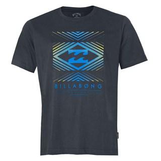 Camiseta Billabong Arrow Cinza Escuro