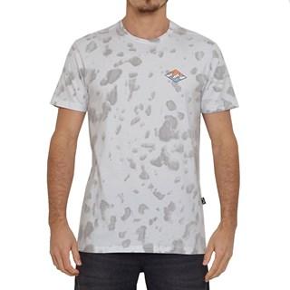 Camiseta Billabong Earth Peace Branca