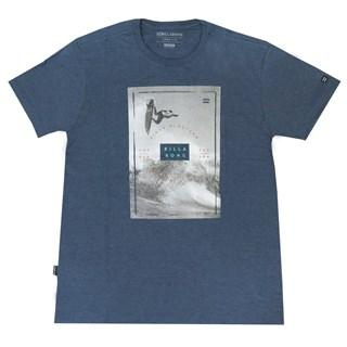 Camiseta Billabong Italo Ferreira II Azul
