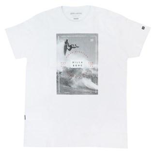 Camiseta Billabong Italo Ferreira II Branca