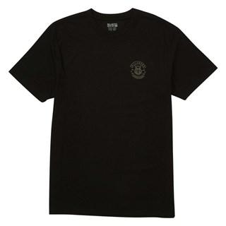 Camiseta Billabong Multicam Preta