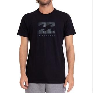 Camiseta Billabong Originals Secret Preta
