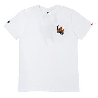Camiseta Element Bergquist III Branca