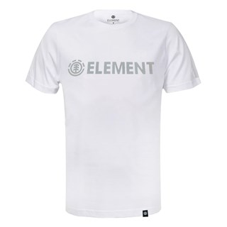 Camiseta Element Blazin Branca
