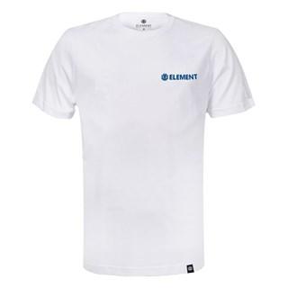 Camiseta Element Blazin Chest Branca