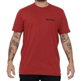 Camiseta Element Blazin Chest Vermelho