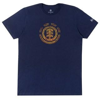 Camiseta Element Brighter Days Kai e Sunny Azul