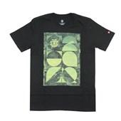 Camiseta Element Cut Copy Preto