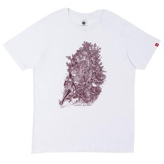 Camiseta Element Cut Your Losses Branca