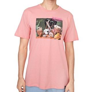 Camiseta Element Dunimore Salmão