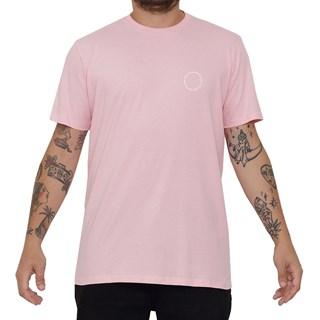 Camiseta Element Exley Rosa