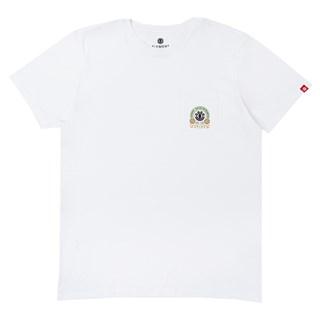 Camiseta Element Muertos Branca