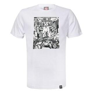 Camiseta Element x Ghostbusters Carnage Branca