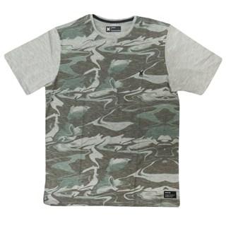 Camiseta Especial Hurley Militar Verde