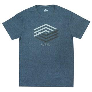 Camiseta Especial Rip Curl Backdoor Azul