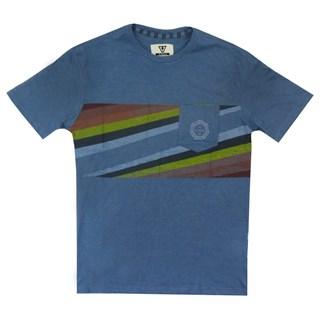 Camiseta Especial Vissla Beach Rays Azul
