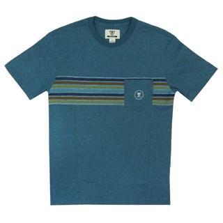 Camiseta Especial Vissla Crestline Azul