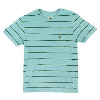 Camiseta Especial Vissla Unknown Territory Verde