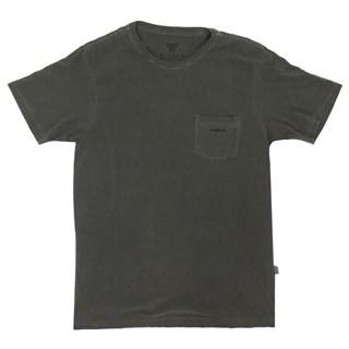 Camiseta Especial Vissla Vintage Cinza Escuro