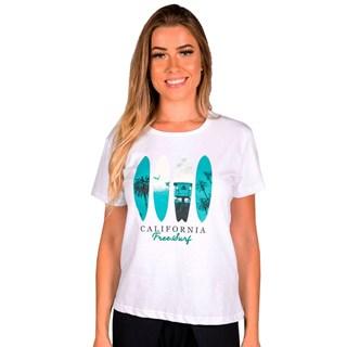 Camiseta Fressurf California Branca