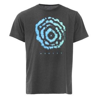 Camiseta Hurley 640010A67 Cinza Escuro