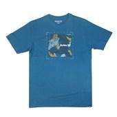 Camiseta Hurley Azul 636018 Azul