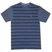 Camiseta Hurley Especial 637223 Plus Size Azul ... cebc1d5d47781