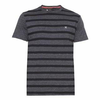 Camiseta Hurley Especial Nike Dri-Fit Cinza Escuro