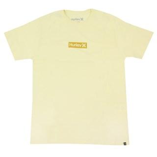 Camiseta Hurley OeO Small Amarela