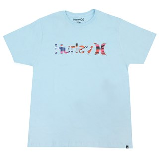 Camiseta Hurley OeO Voodoo Azul