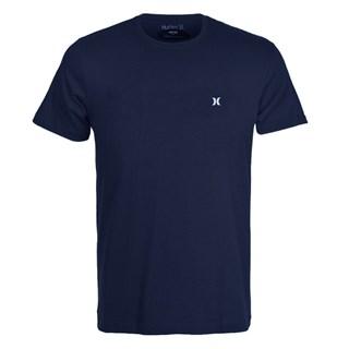Camiseta Hurley Silk Heat Azul Marinho