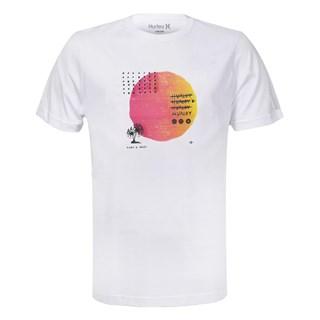 Camiseta Hurley Stranger Tides Branca
