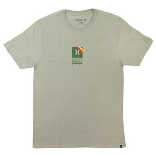 Camiseta Hurley Vibex Pistache