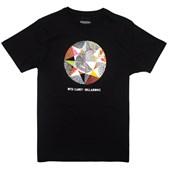 Camiseta Masculina Billabong Nangar Otis Preta