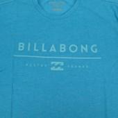 Camiseta Masculina Billabong Unity Azul Mescla