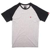 Camiseta Masculina Element Fundamental Cinza