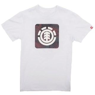 Camiseta Masculina Element Icon Branca