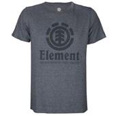 Camiseta Masculina Element Moulitree Cinza