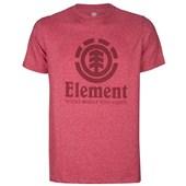 Camiseta Masculina Element Moulitree Vinho