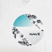 Camiseta Masculina Hurley Branca 635005