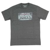 Camiseta Masculina Hurley California Cinza 635043